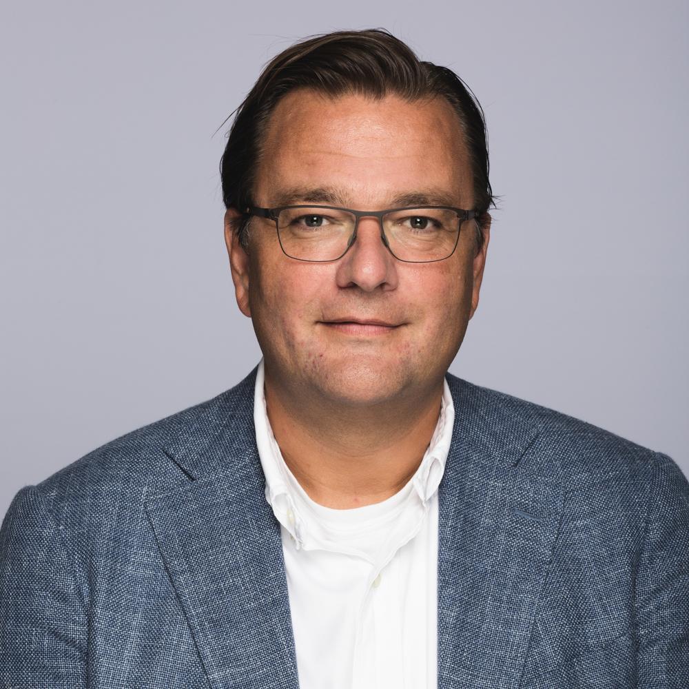 Robert Boshouwers / moderator sessie