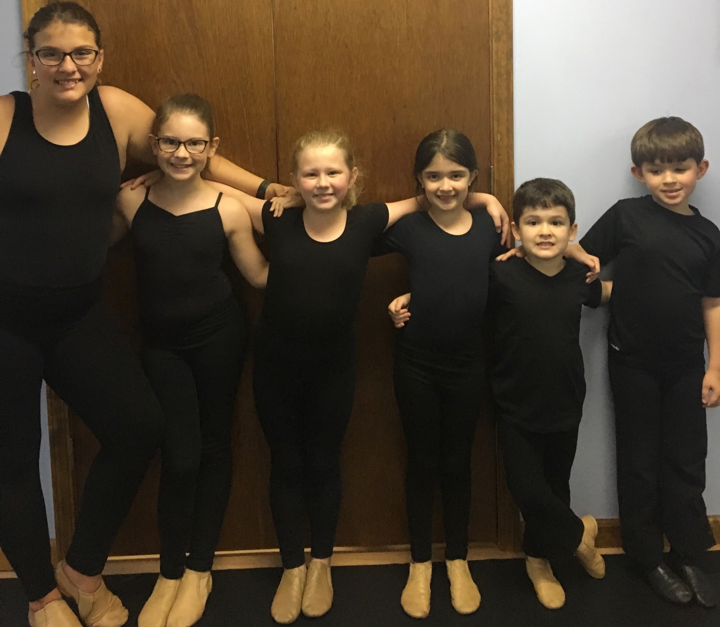 STUDENTS IN THEIR BASE ITEMS NEEDED FOR PERFORMANCE