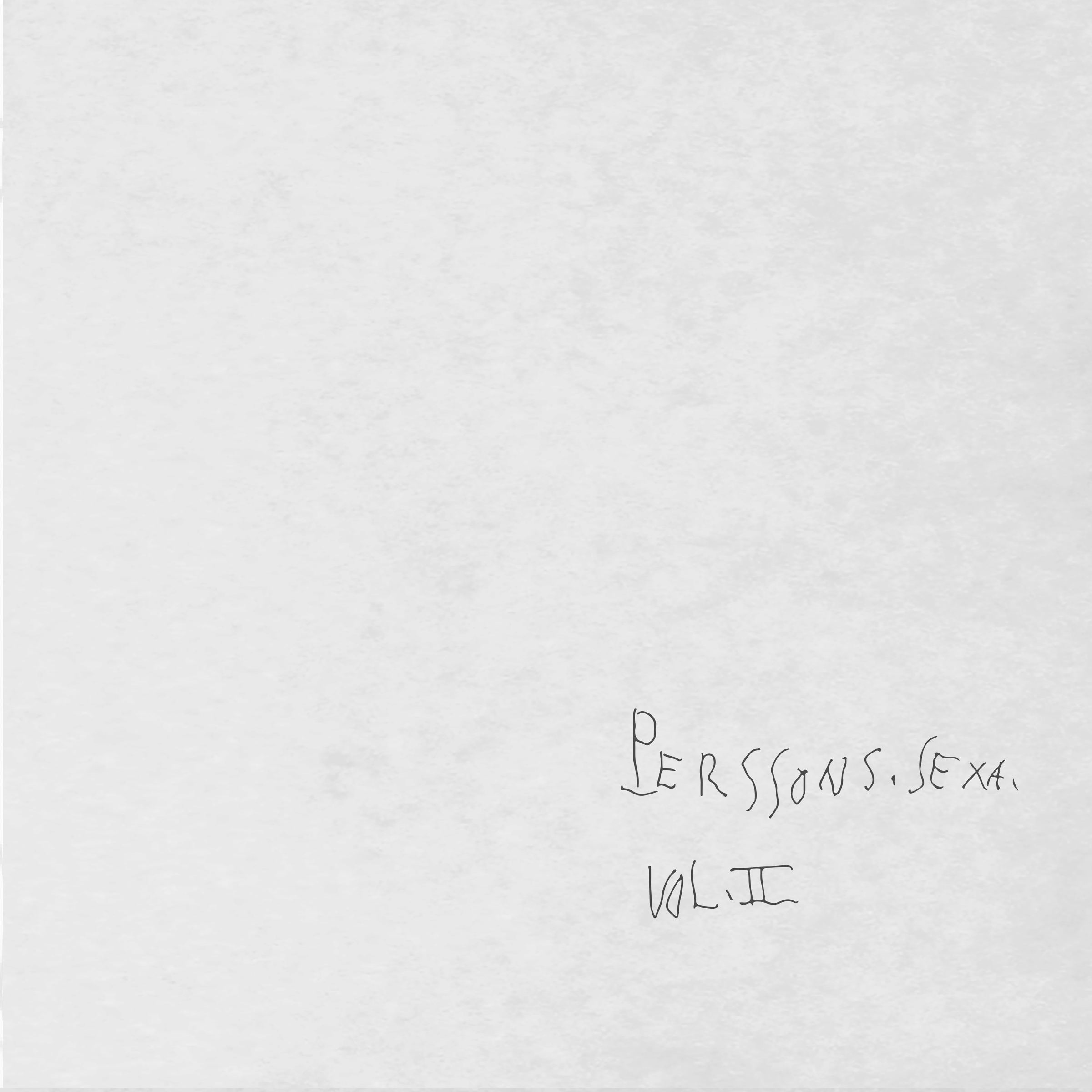 Perssons Sexa - Vol II