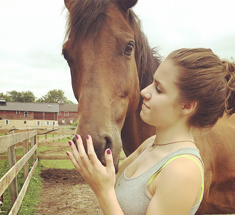 Danielle DeBenedetto    Vice President and Co-Founder   I started volunteering during my junior year at Ramapo College before BCHR was a nonprofit organization. I had fallen in love with the horses, the farm, and the overall positive environment that it was before hearing about its ultimate mission. Words cannot express how much these horses and this organization have helped me in my own life; and it is evident that we are making a huge difference in the lives of these beautiful animals- we are giving them a second chance at life.