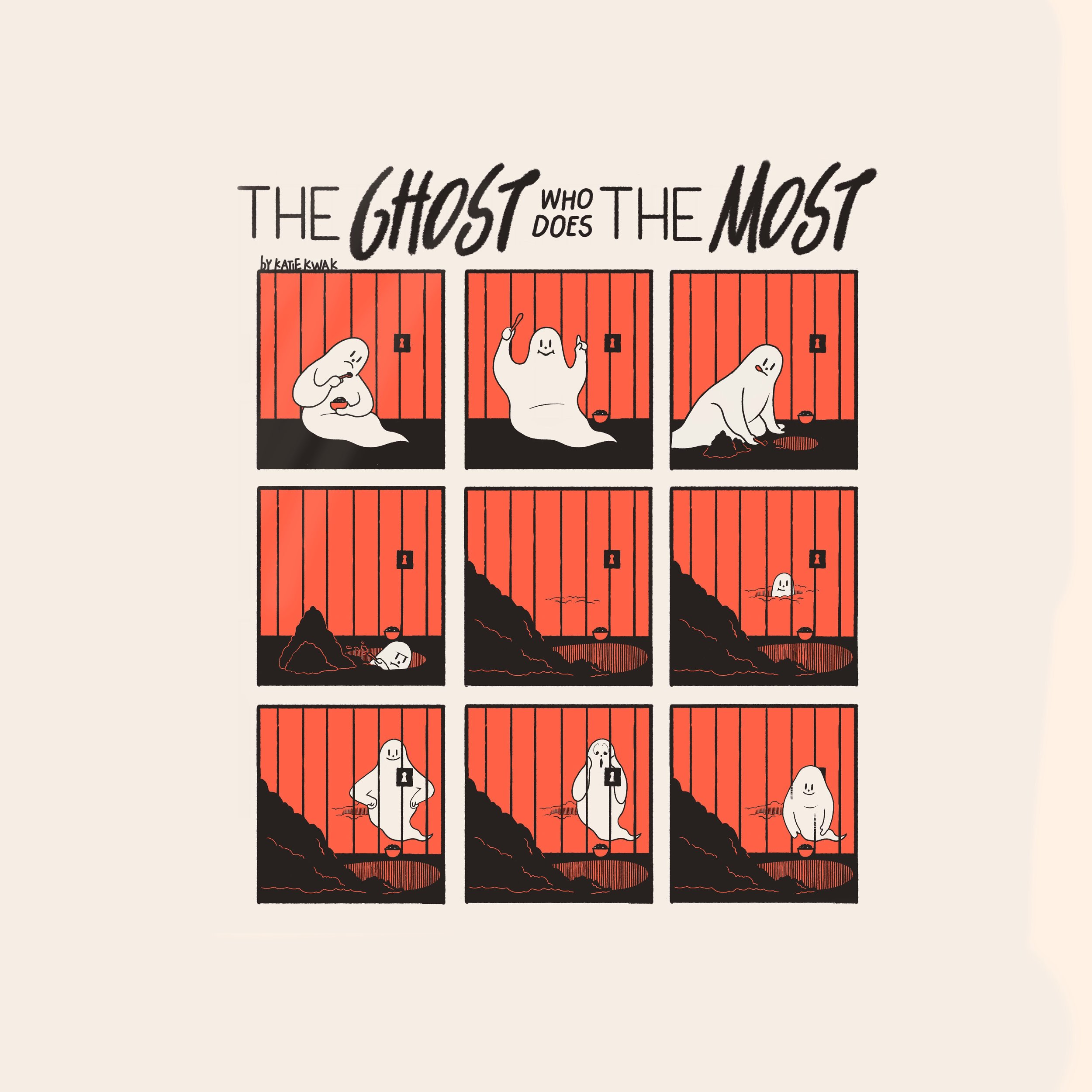 The Ghost Who Does the Most