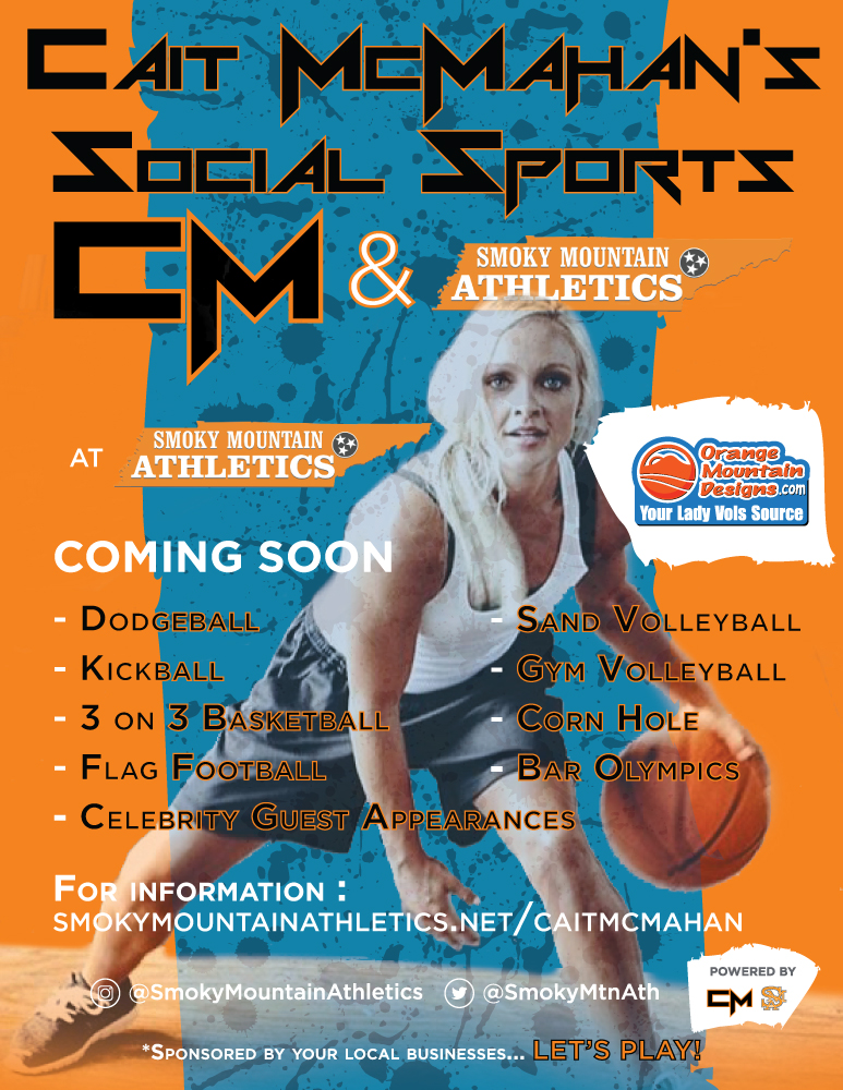 Upcoming Events - -Dodgeball-Kickball-3-on-3 basketball-flag football-sand volleyball-gym volleyball-corn hole-bar olympics-celebrity guest appearances