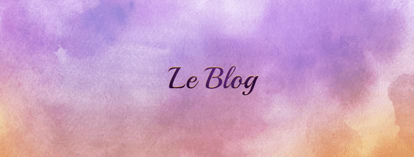 La page du blog