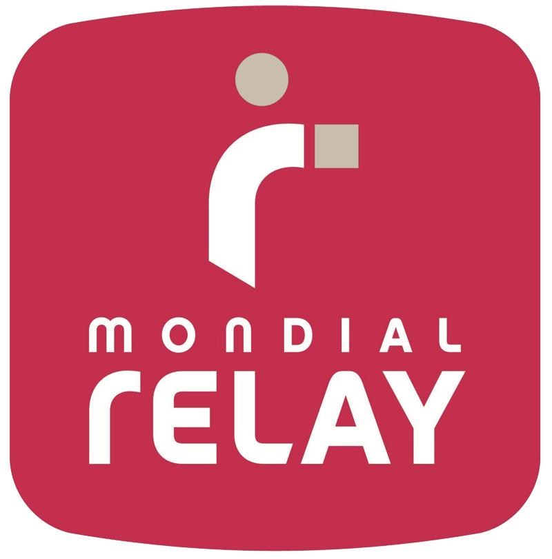 Logo Mondial Relay pour le site
