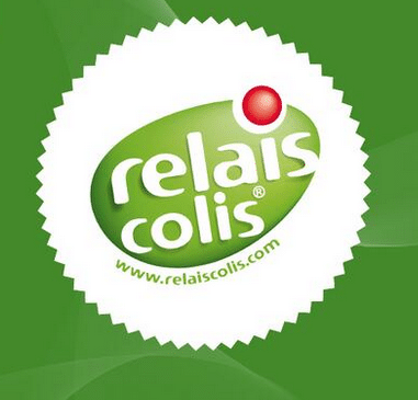 Logo relais  colis pour le site