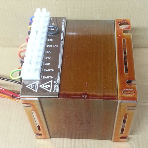 Step Down & Step Up Single Phase Transformers