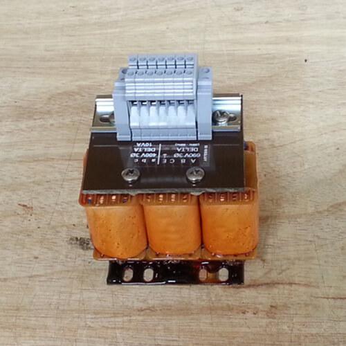 3 Phase Open Frame Transformer -