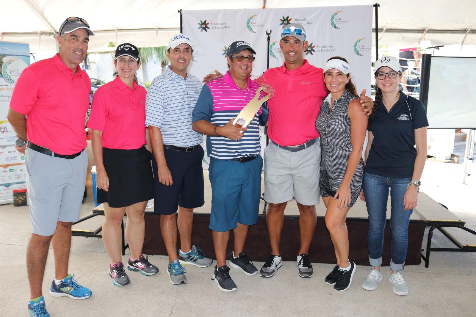 3rd Place - Miguel Santín & Jose Perez