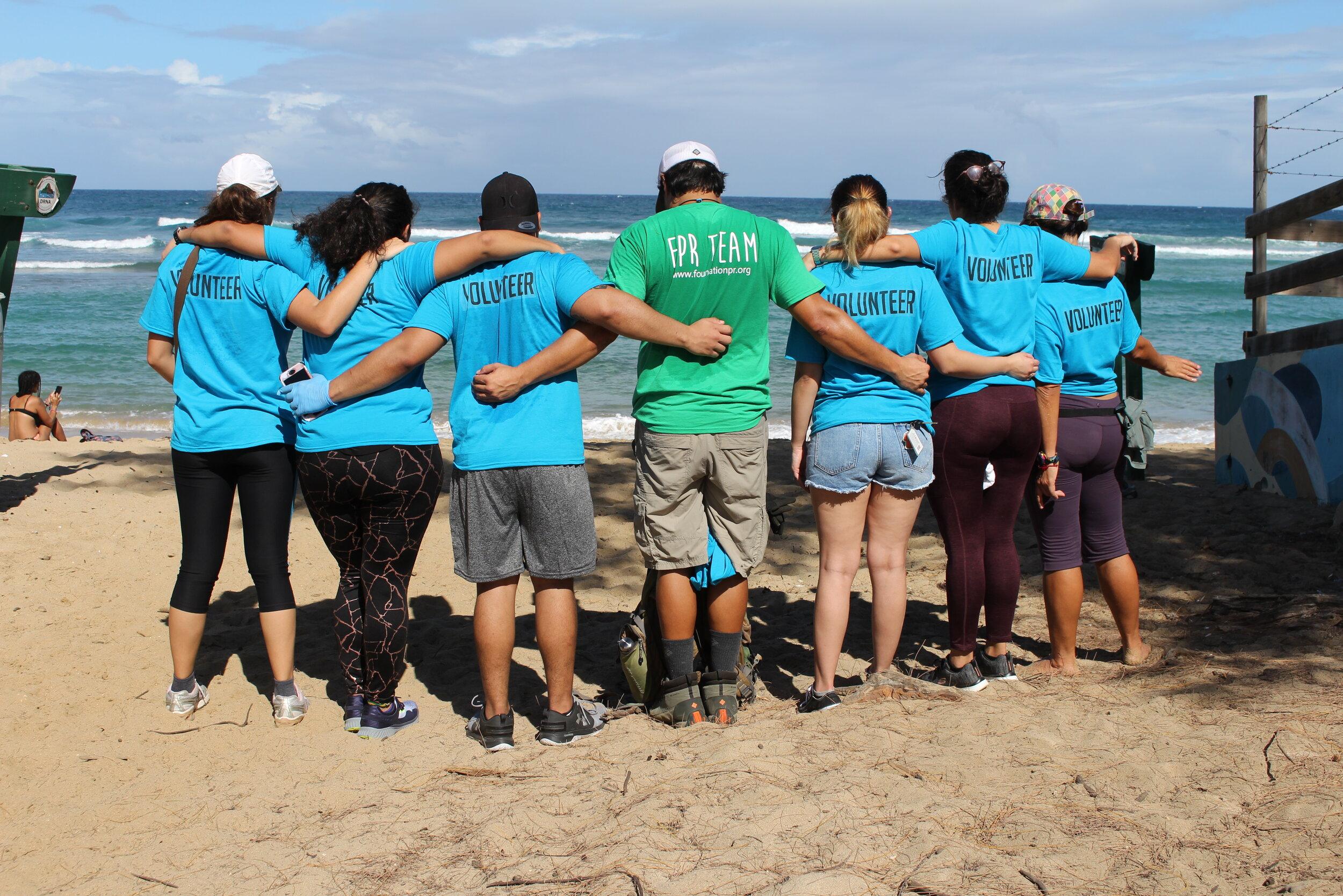 Bottom Up Team and Volunteers.JPG