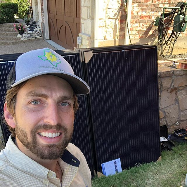 We are looking for sales consultants in Houston and Austin... if you or someone you know has interest in solar energy sales...shoot me a message, 2019 is the year of solar.  940-231-8576 @texasbestsolar