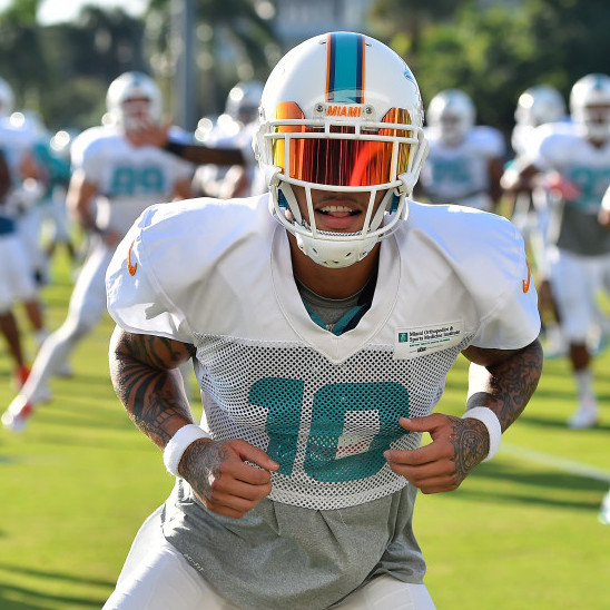 Kenny Stills Wonders Why More Athletes Aren't Fighting Social Injustices - By the Sun Sentinel
