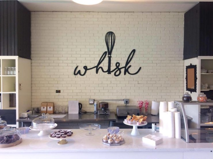 SB Magazine:  Now Open: Whisk Dessert Bar  September 19, 2017