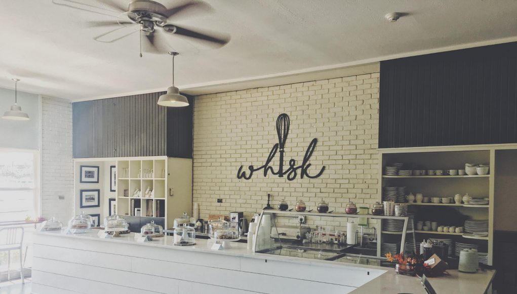 Heliopolis:  Whisk Dessert Bar in Shreveport Offers House-Made Shareable Treats  October 11, 2017