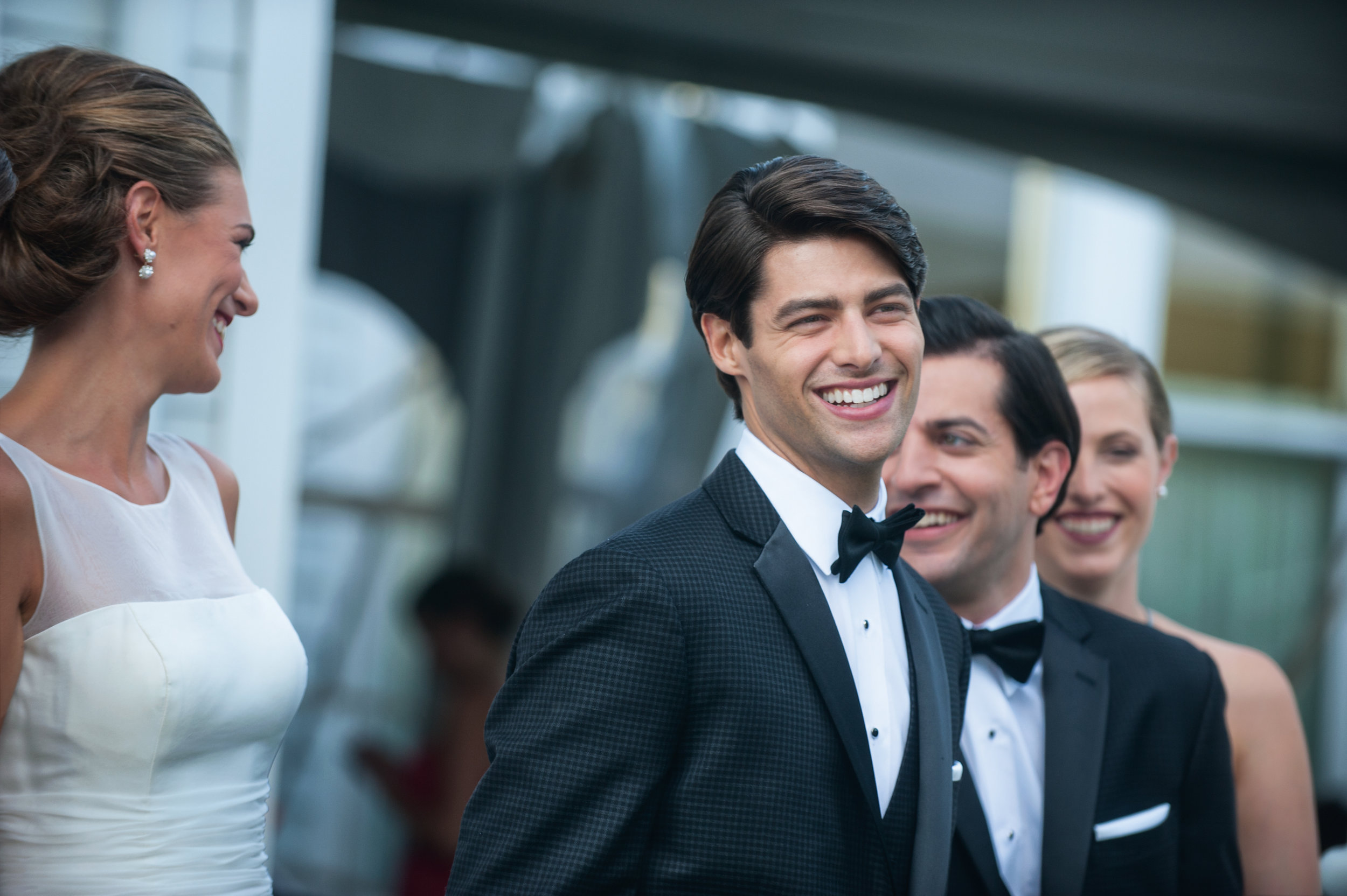 Tuxedos and Wedding Suits - Savvi Formalwear of Raleigh is proud to offer a wide variety of wedding suits and tuxedos for rental from top tuxedo designers, Michael Kors, Calvin Klein, Allure, Ike Behar, Savvi and Ralph Lauren.