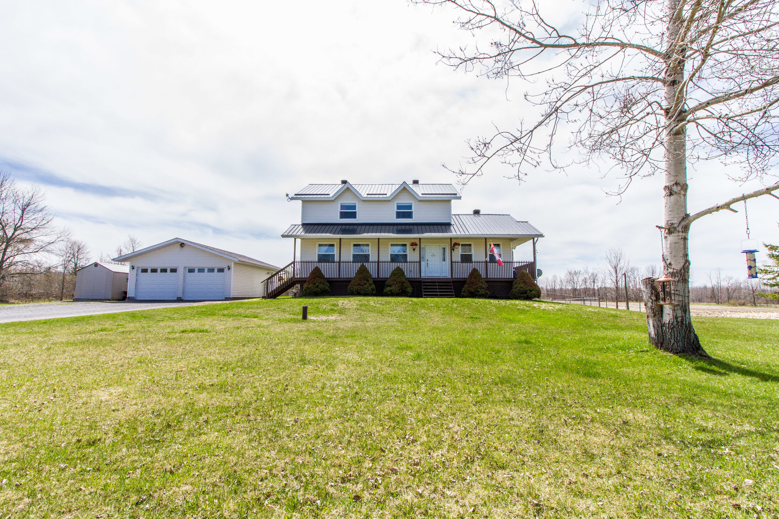 4956 Wallace Road - SOLD -