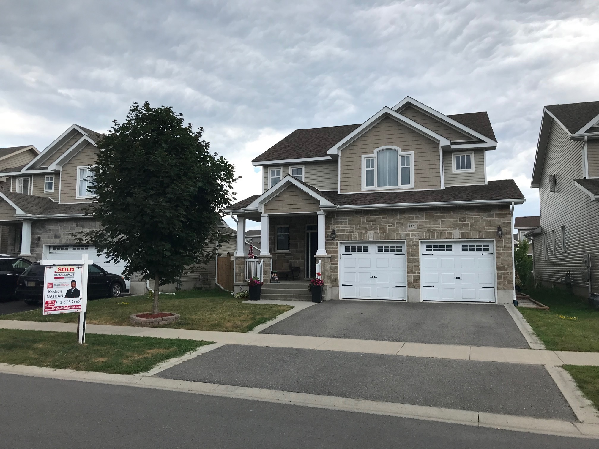 1425 Evergreen Drive - SOLD -