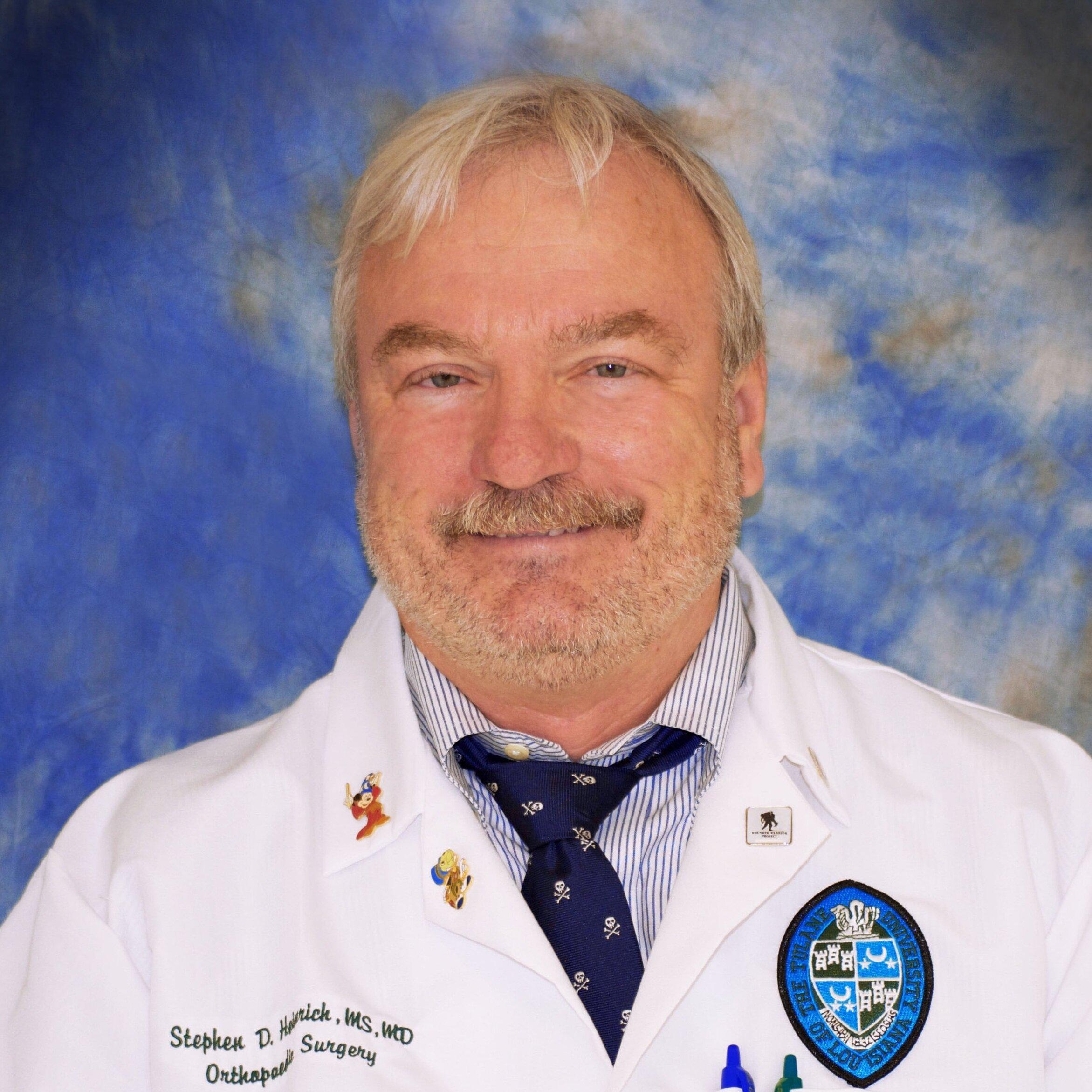 Dr. Stephen Heinrich
