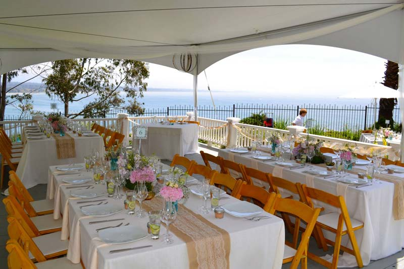 Ocean View Monterey Bay Wedding