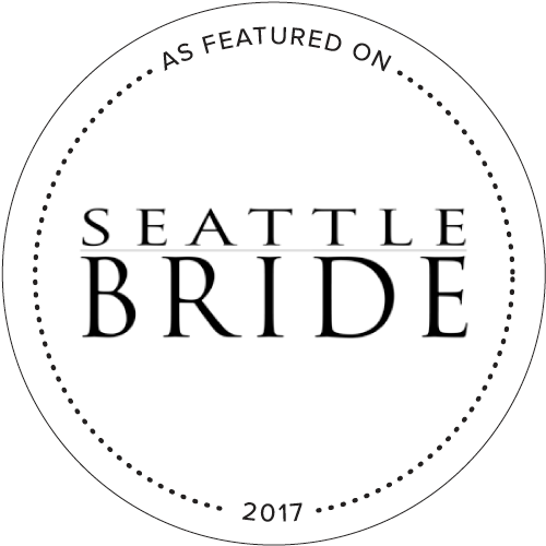 Seattle Bride 'Slow Weddings'
