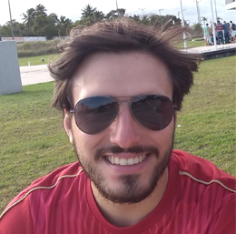 - Rodrigo José Batista Costa Santos - B.Sc., M.Sc.SOFTWARE DEVELOPER, CONSULTANTGraduated in Computer Science at the Catholic University of Pernambuco (2012) and Computer Engineering at the Informatics Center (CIn) at the Federal University of Pernambuco (2015), Brazil. He earned his Masters degree in Computer Science from the Federal University of Pernambuco, Brazil (2018).Member of Vektore since November 2017, his professional and research interests cover Computer Vision, Computer Graphics, Artificial Intelligence and Embedded Systems. Being currently engaged in research and development of software regarding innovative approaches to mining and geology challenges. Santos has experience with C/C++, Java, Matlab, Python, CUDA languages; and with the OpenCV, QT, ViSP and OpenGL libraries.