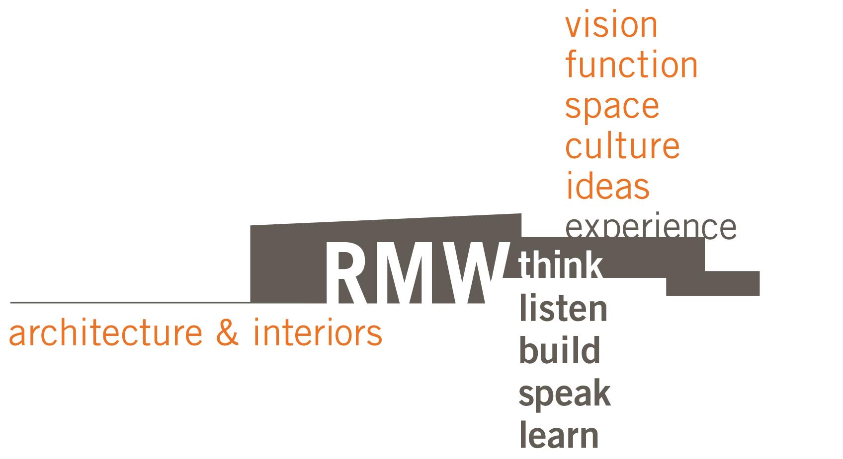 RMW Architecture & Interiors - Urbanism Sponsor