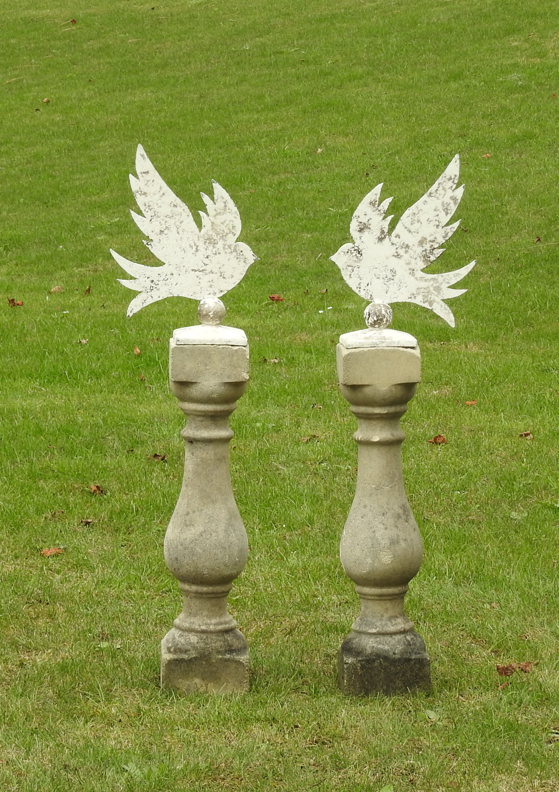 Doves - £80 - Medium: 30 x 21cmMini: 13 x 11cm
