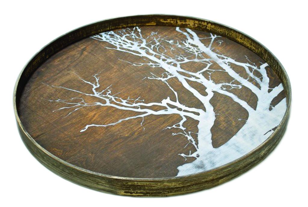 White Tree large driftwood tray - £117 - 61 x 61cm