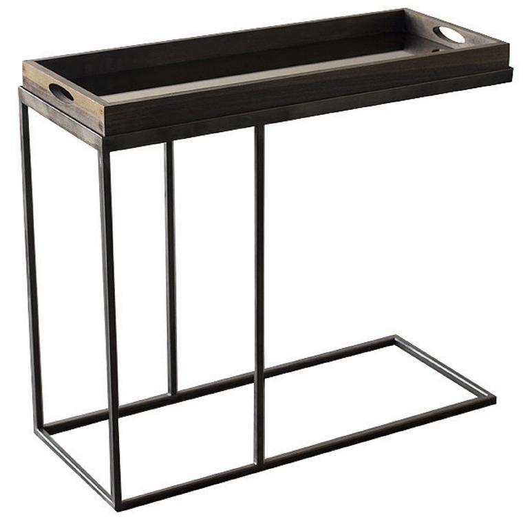Medium rectangular table - £175Tray not included - 32 x 70 x H: 64cm