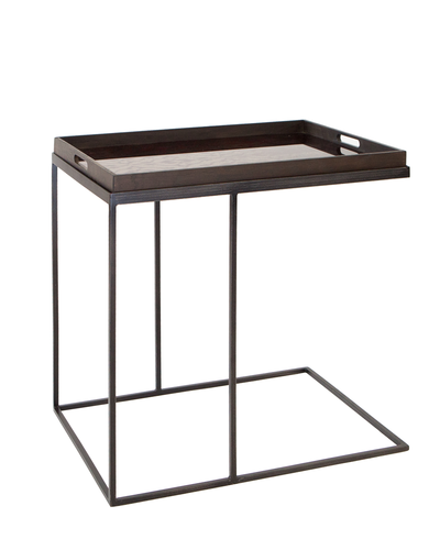 Large rectangular table - £239 Tray not included - 46 x 62 x H:64
