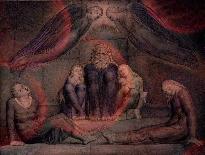 Ugolino and His Sons in Prison
