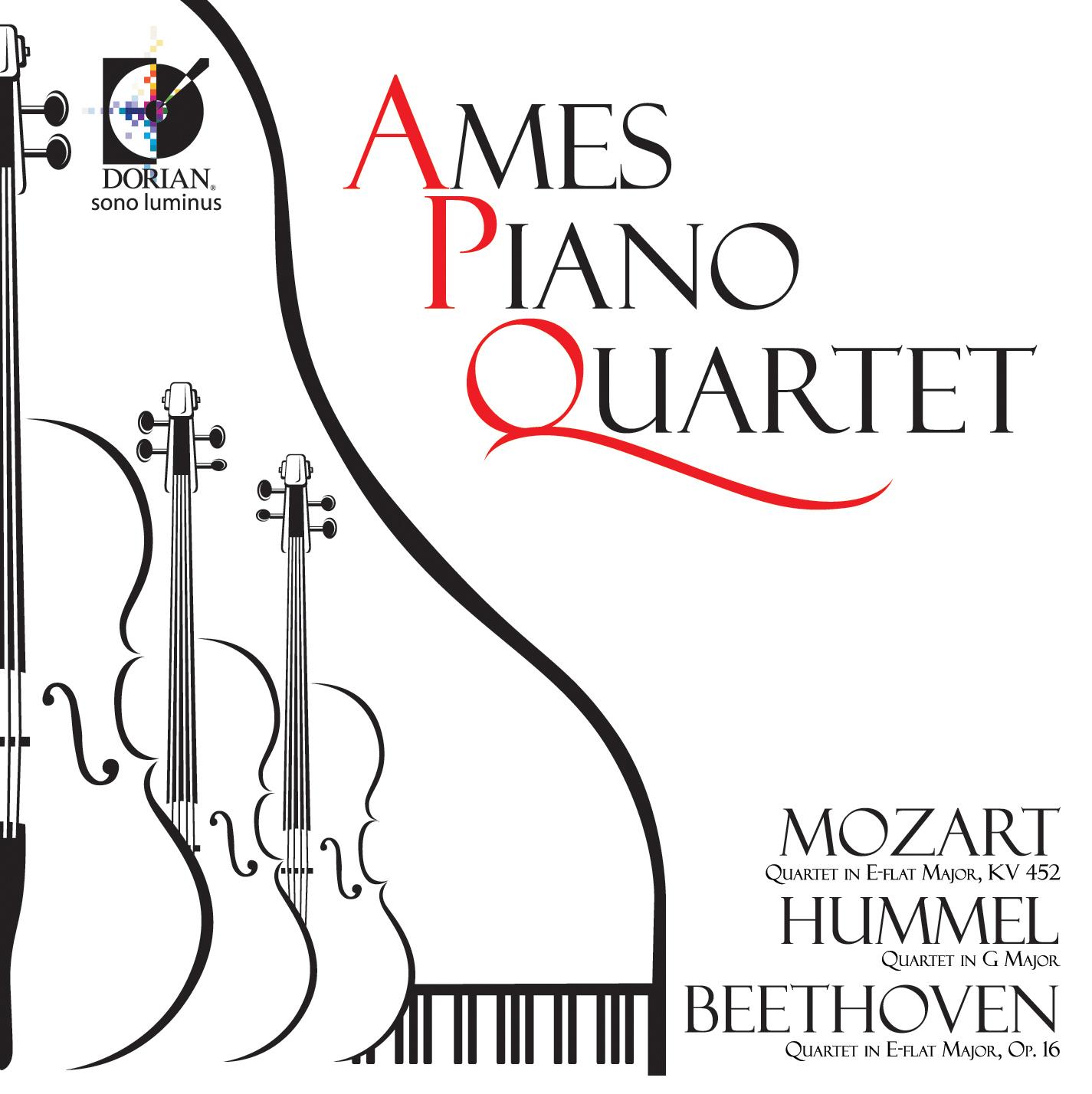 Mozart—Hummel—Beethoven — Sono Luminus   Recording Studio & Record Label