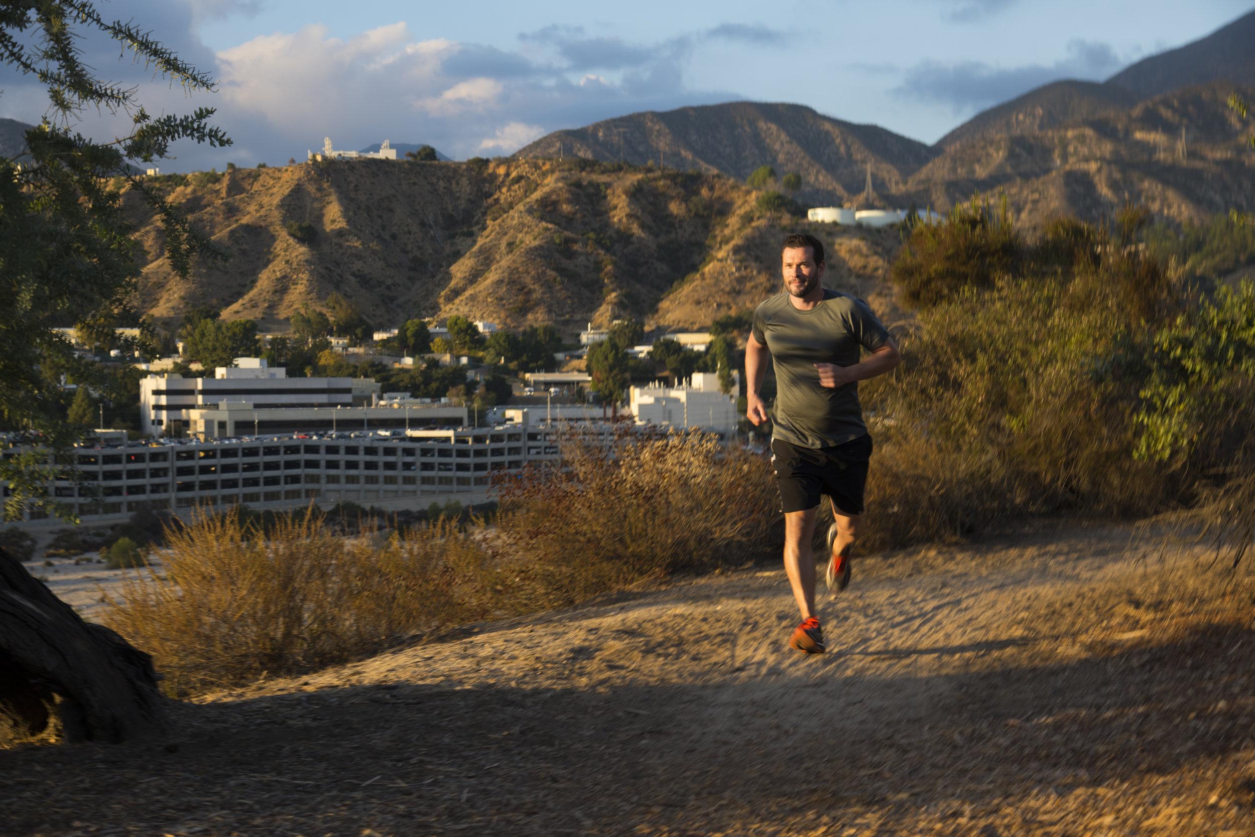 Arroyo Seco Running JPL