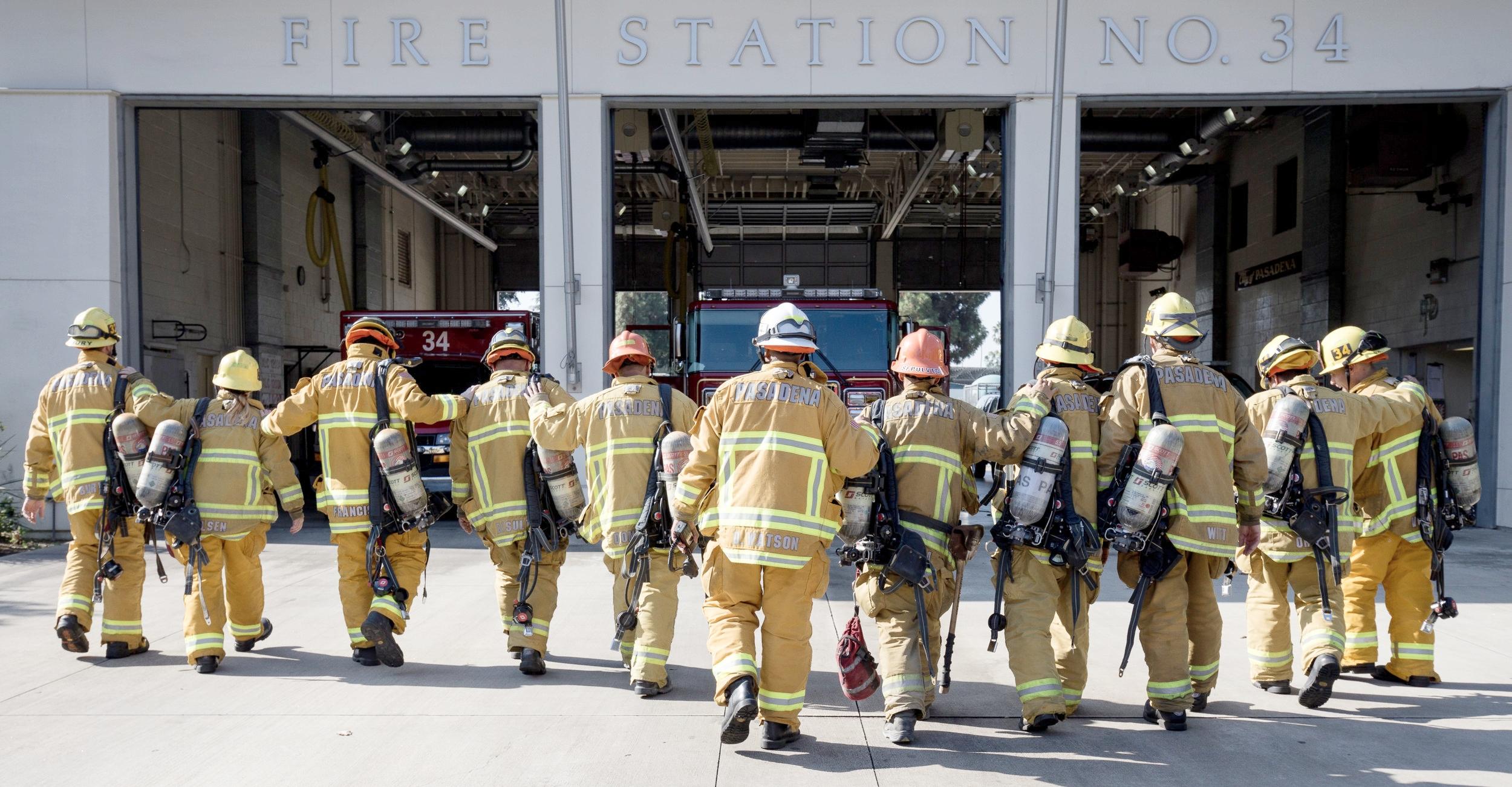 Pasadena Fire Department