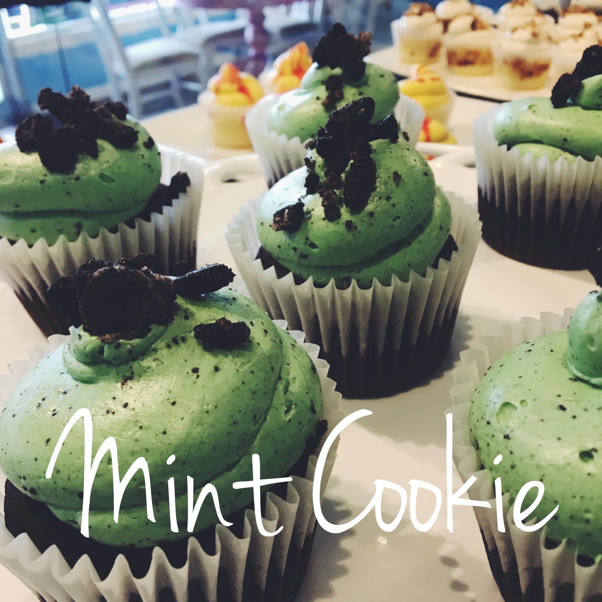 Mint Cookie Seasonal- Fall