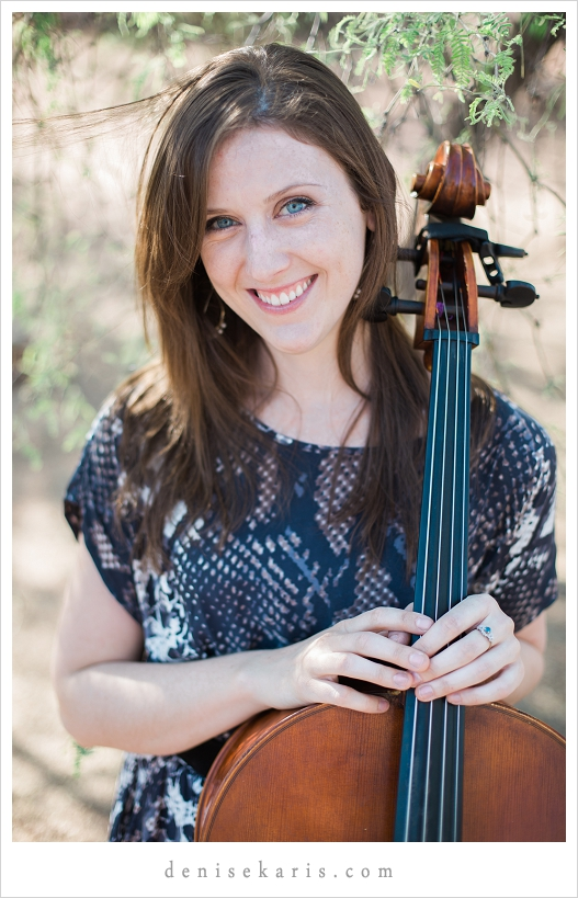 Melissa Brun | Mike Block String Camp