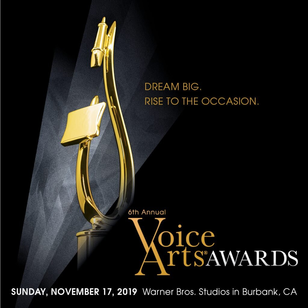 Just nominated for Outstanding Commercial Demo Award for the Voiceover Arts Awards in Los Angeles November 17. Listen Above