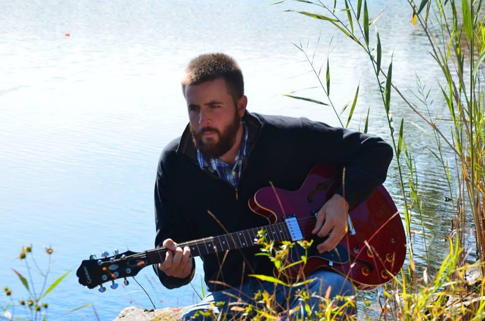 Brian St. John, Solo Guitar & Vocals