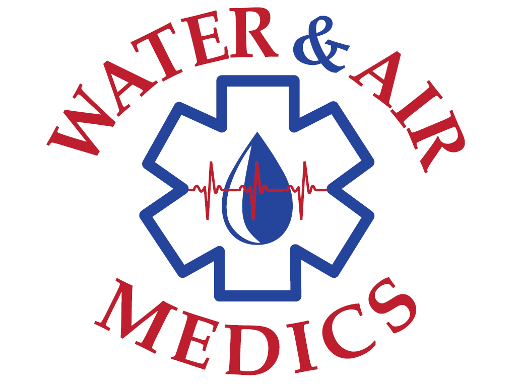 Recently adding Air to the things they want to keep safe for you and your family, Water and Air Medics will come in and test your water and air quality for free! Check them out!