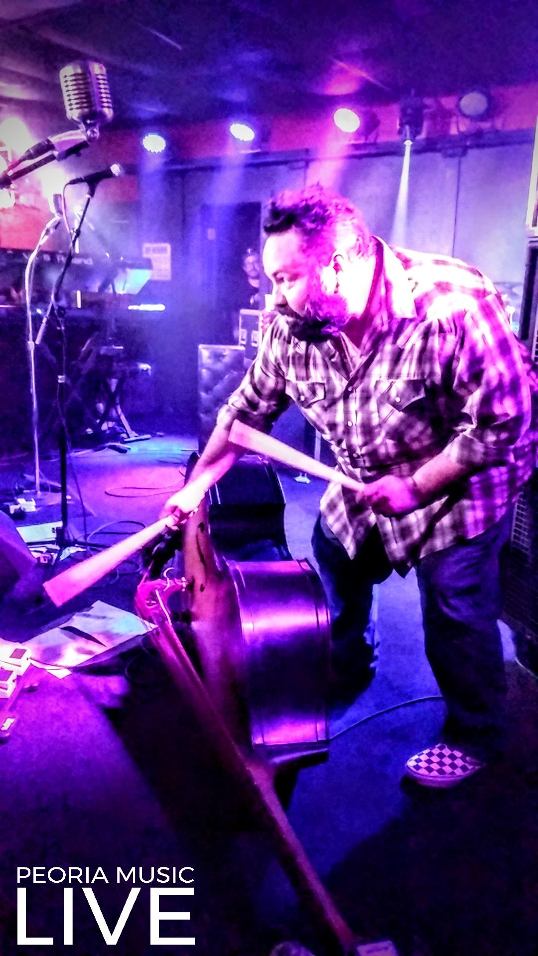 Reverend Horton Heat at Twisted Spoke Saloon