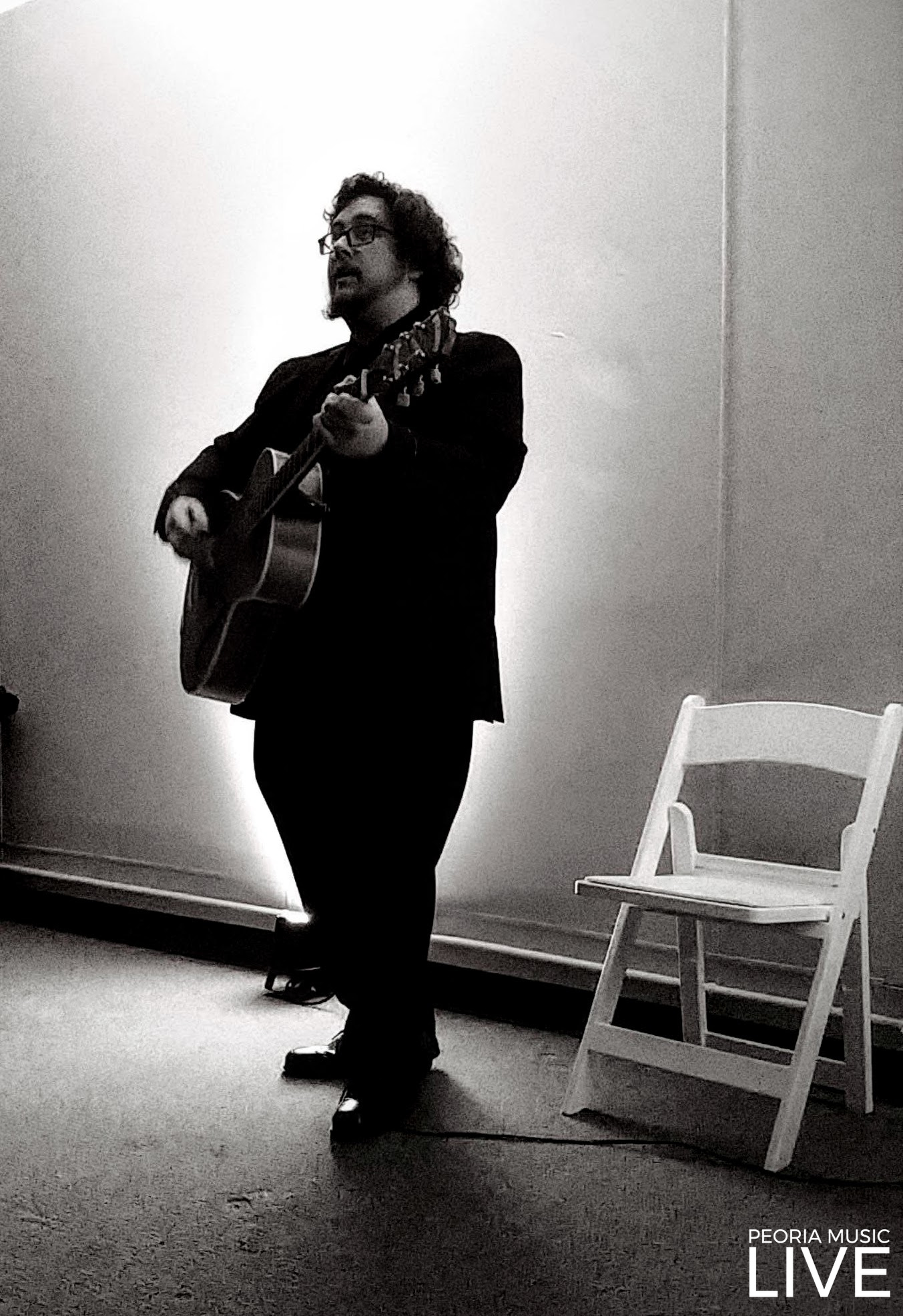 Jon Howard played at the benefit for music education at the Betty Jayne Brimmer Center for the Performing Arts on Feb 2, 2019