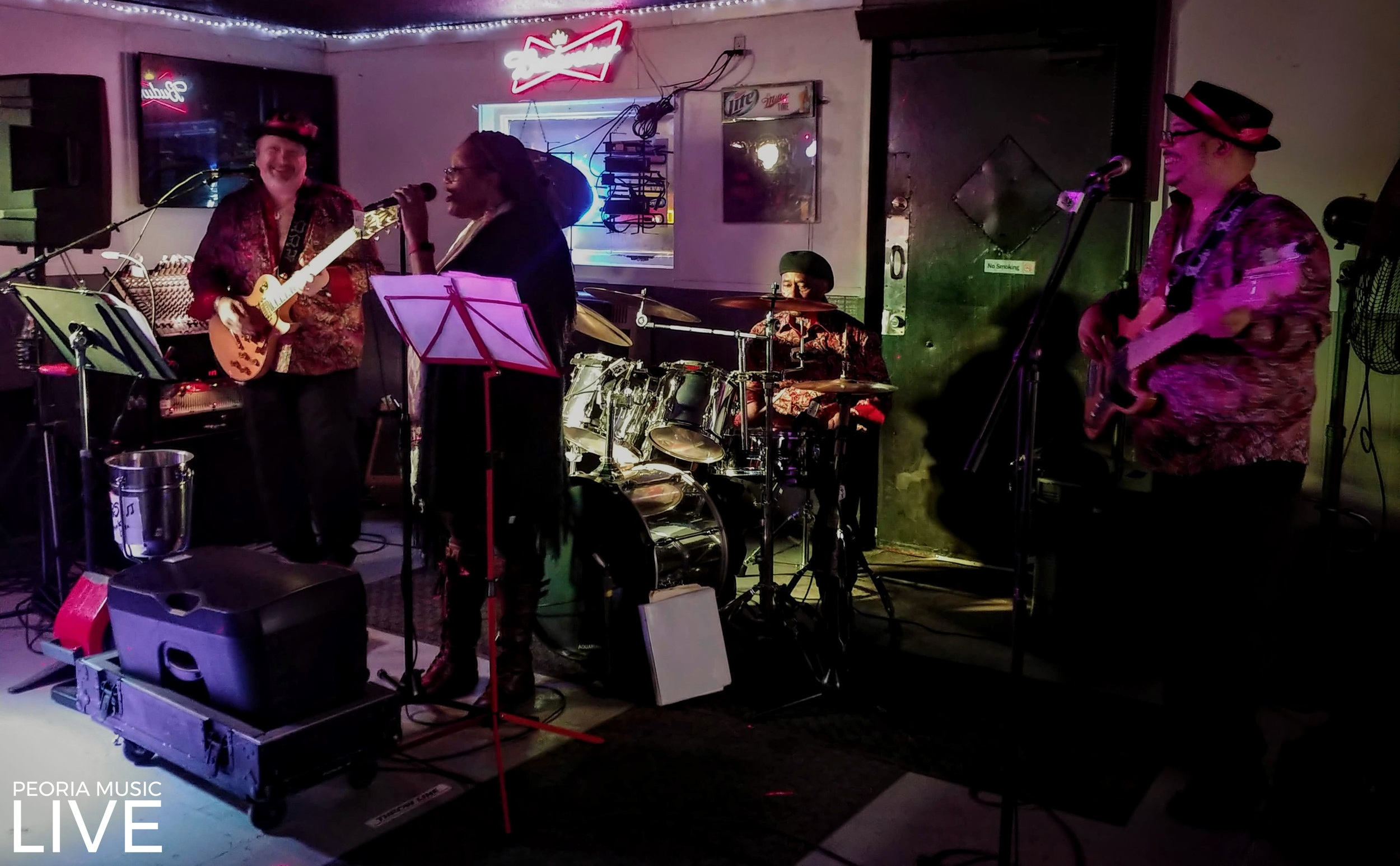 The Dog and Dorann Show was on at Da Joint last Saturday, 2/9/19