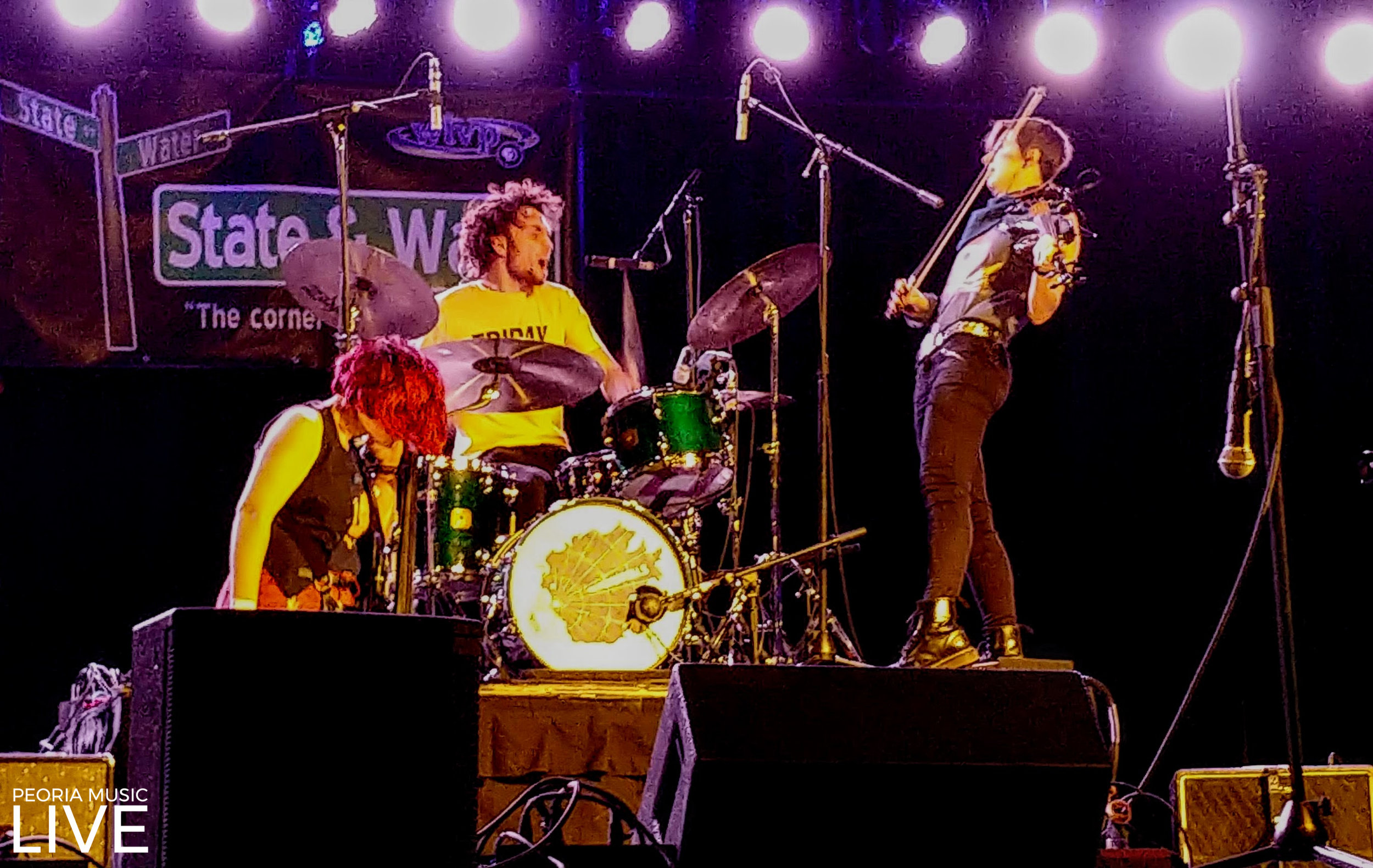 The Accidentals are one my personal favorites who I discovered thanks to State & Water.