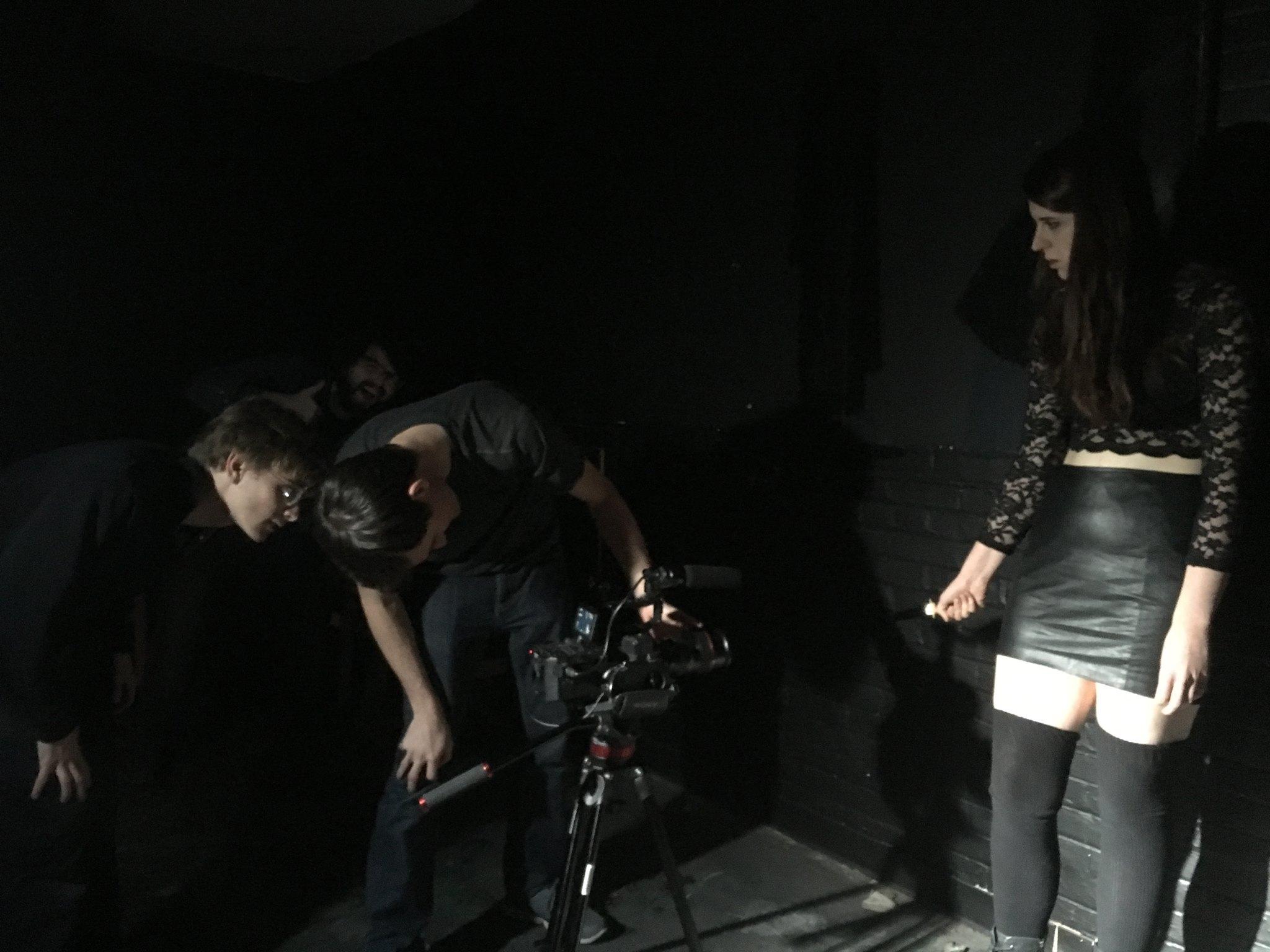 Siren's Call (2016) Behind the Scenes