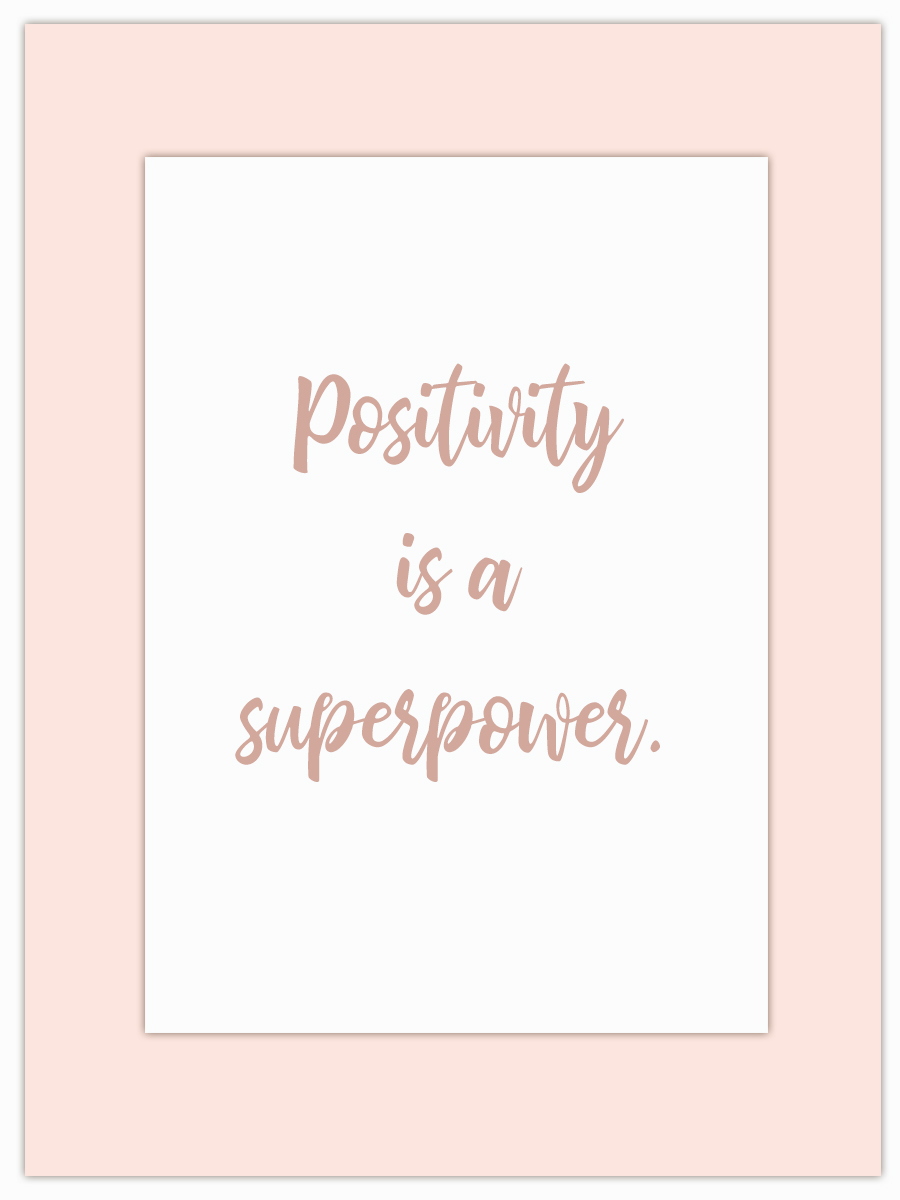 Let my Monday Muse motivate you through the week! - What's your superpower? And does it feed your soul?