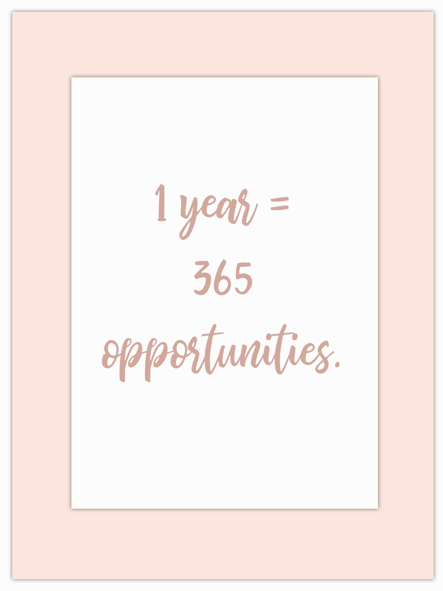 Let my Monday Muse motivate you through the week! - Where will your opportunities take you in 2019?