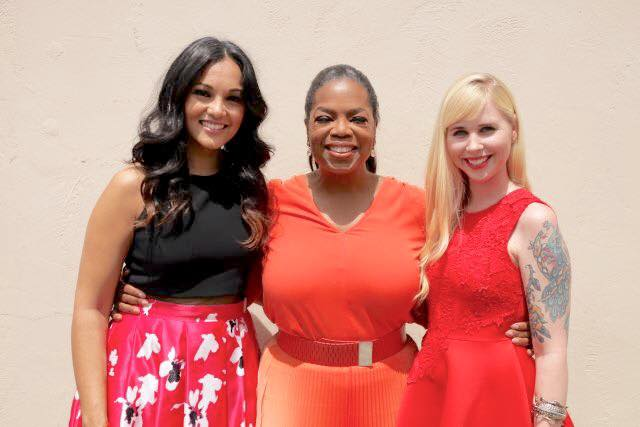 oprah's supersoul100 - Dream, Girl producers Erin Bagwell & Komal Minhas were selected to be part of Oprah's SuperSoul100, a collection of 100 awakened leaders who are using their voices and talent to elevate humanity.
