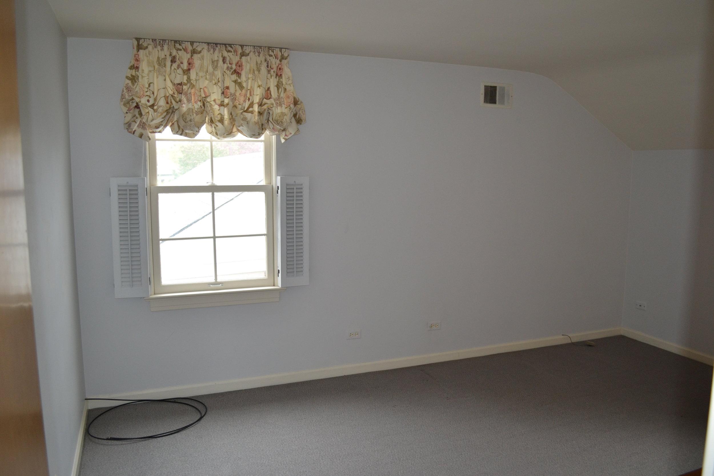 Finn's Bedroom Before