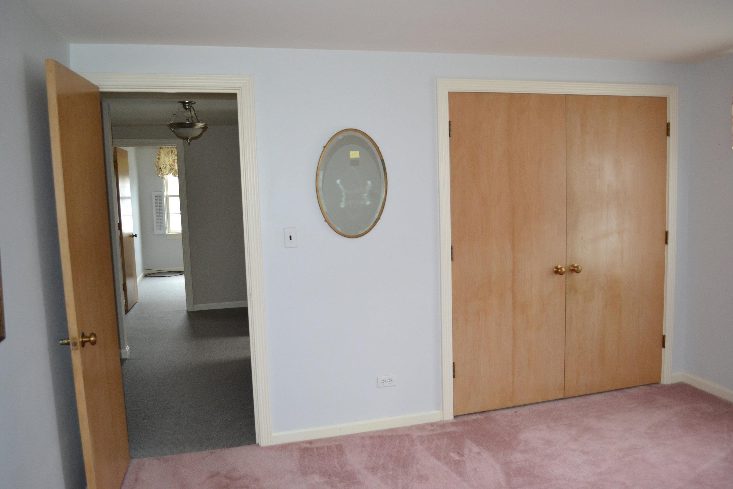 Maizie's Bedroom Before