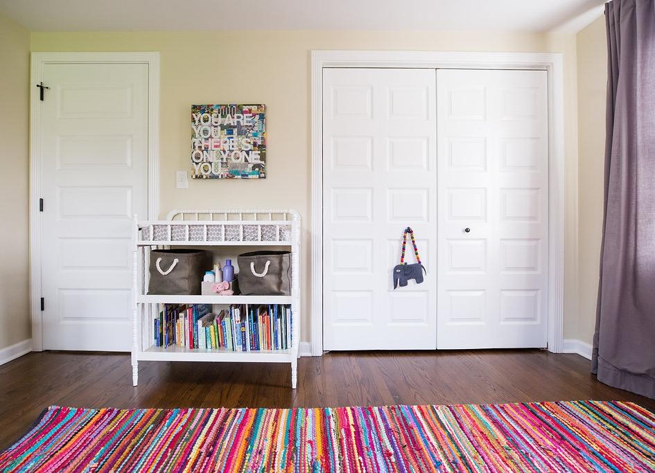 Maizie's Bedroom After