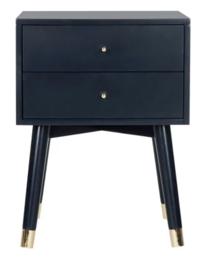 this nightstand is being purchased for Finn's dual twin bed room… his big birthday gifts are this nightstand and a coordinating desk below. I cannot tell you how excited I am to get all of his goods organized in his room!  product link